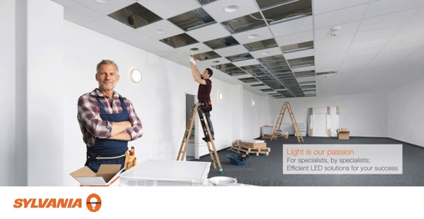 Light is our passion. For specialists, by specialists; Efficient LED solutions for your success.